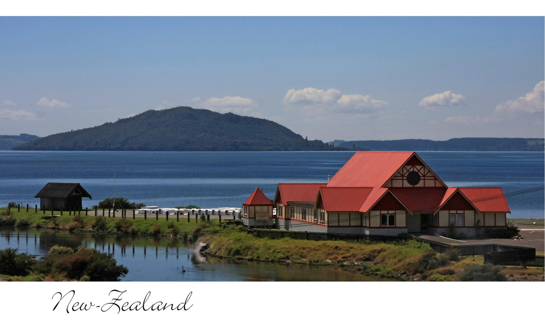 im Land der Maori