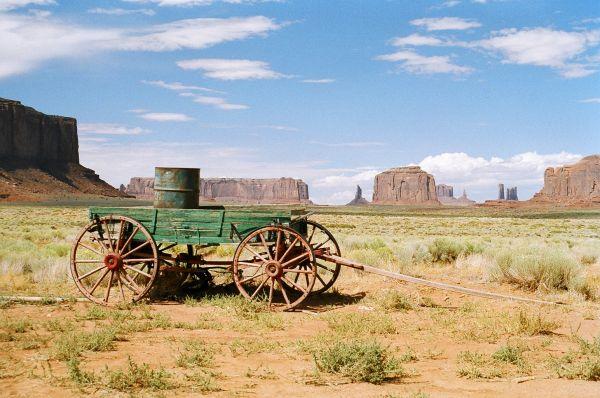 Im Land der Navajo-Indianer!