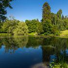 Im Landschaftspark Rauischholzhausen
