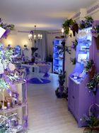 im Lavendel-Laden