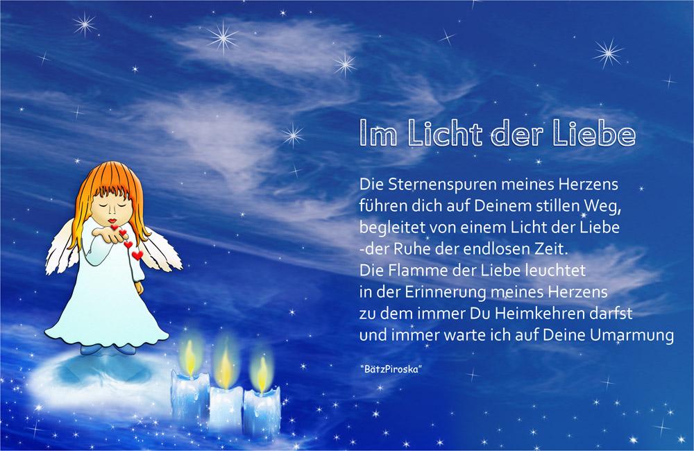 licht und liebe sprüche Im Licht der Liebe Foto & Bild | gratulation und feiertage  licht und liebe sprüche