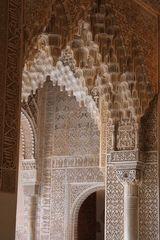 Im Löwenhof der Alhambra (Granada)