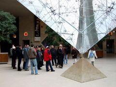 Im Louvre mit Stadtführerin