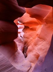 im Lower Antelope Canyon