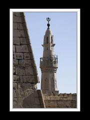 Im Luxor-Tempel 1