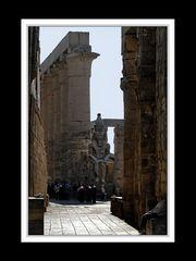 Im Luxor-Tempel 2