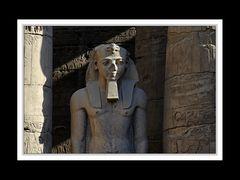 Im Luxor-Tempel 4
