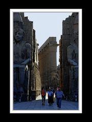 Im Luxor-Tempel 5