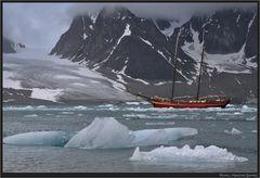 Im Magdalenenfjord...