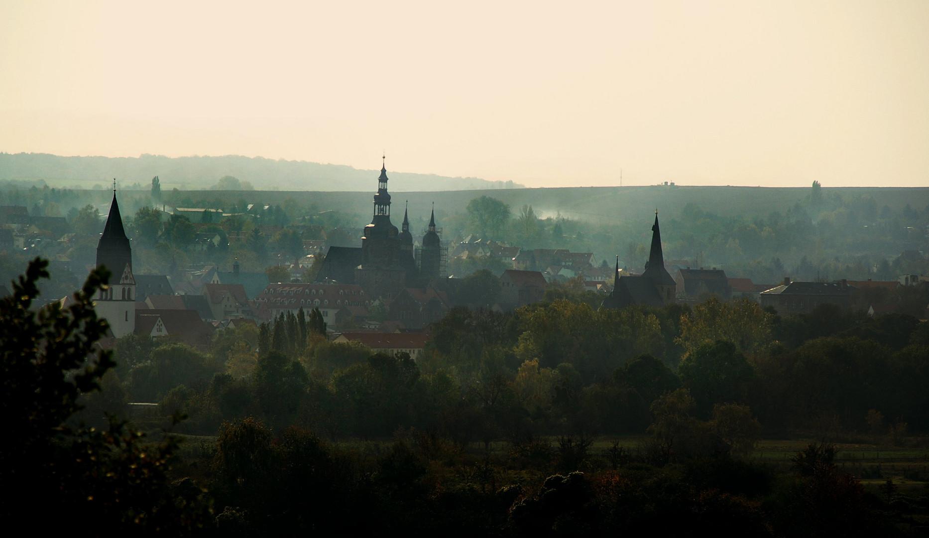 Im Mansfelder Land Bild 5 Eisleben Meine Geburtstadt