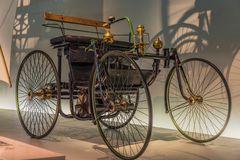 im Mercedes-Benz Museum #4