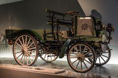 im Mercedes-Benz Museum #5