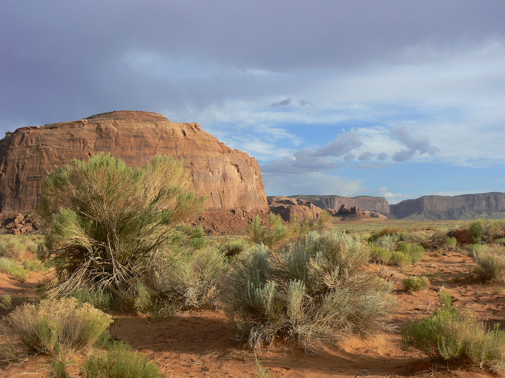 Im Monument Valley