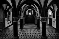 Im Münchener Rathaus