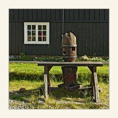 Im Museumviertel zu Isafjördur...