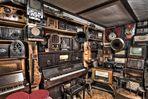 Im Musikzimmer vor 100 Jahren....