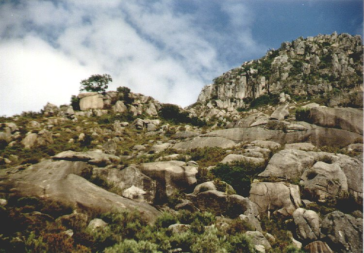 Im Nationalpark Peneda Geres ...