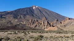 Im Nationalpark Teide