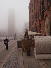 Im Nebel nicht in Niebüll