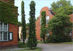Im Neuen Garten von Potsdam.