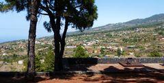 Im Norden der Insel La Palma.....