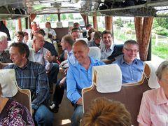 """Im """"Oldie"""" Bus nach Königstein"""