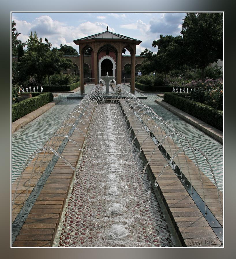 Im Orientalischen Garten