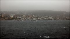 ... im Oslofjord ...