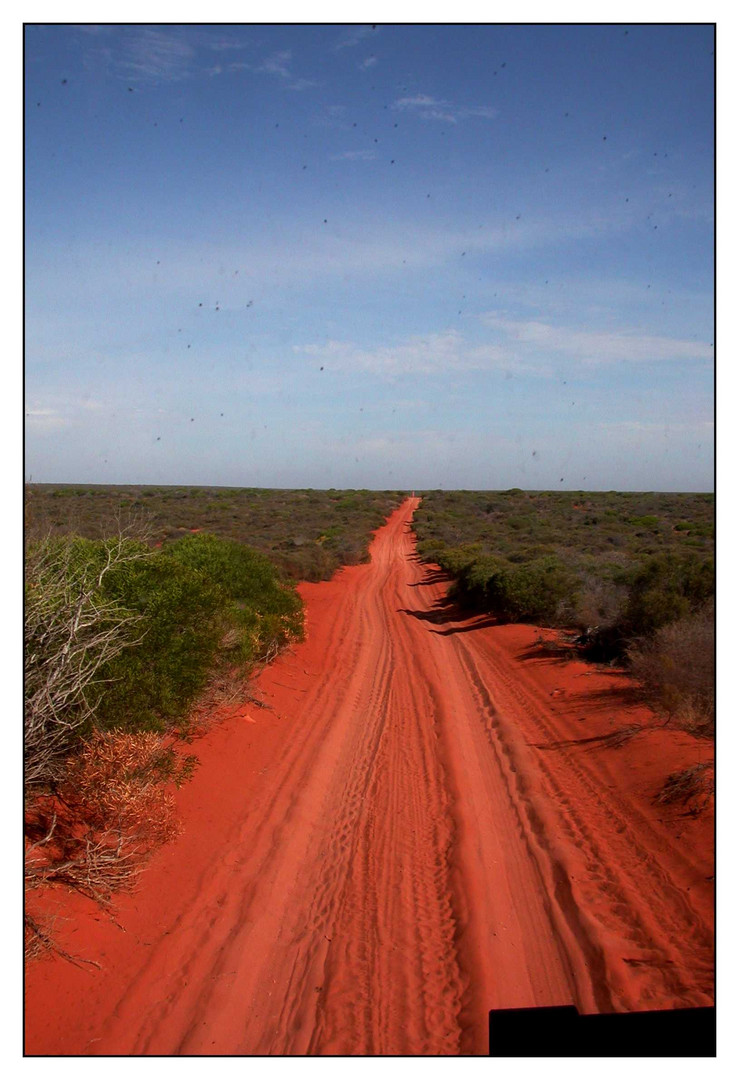 Im Outback unterwegs
