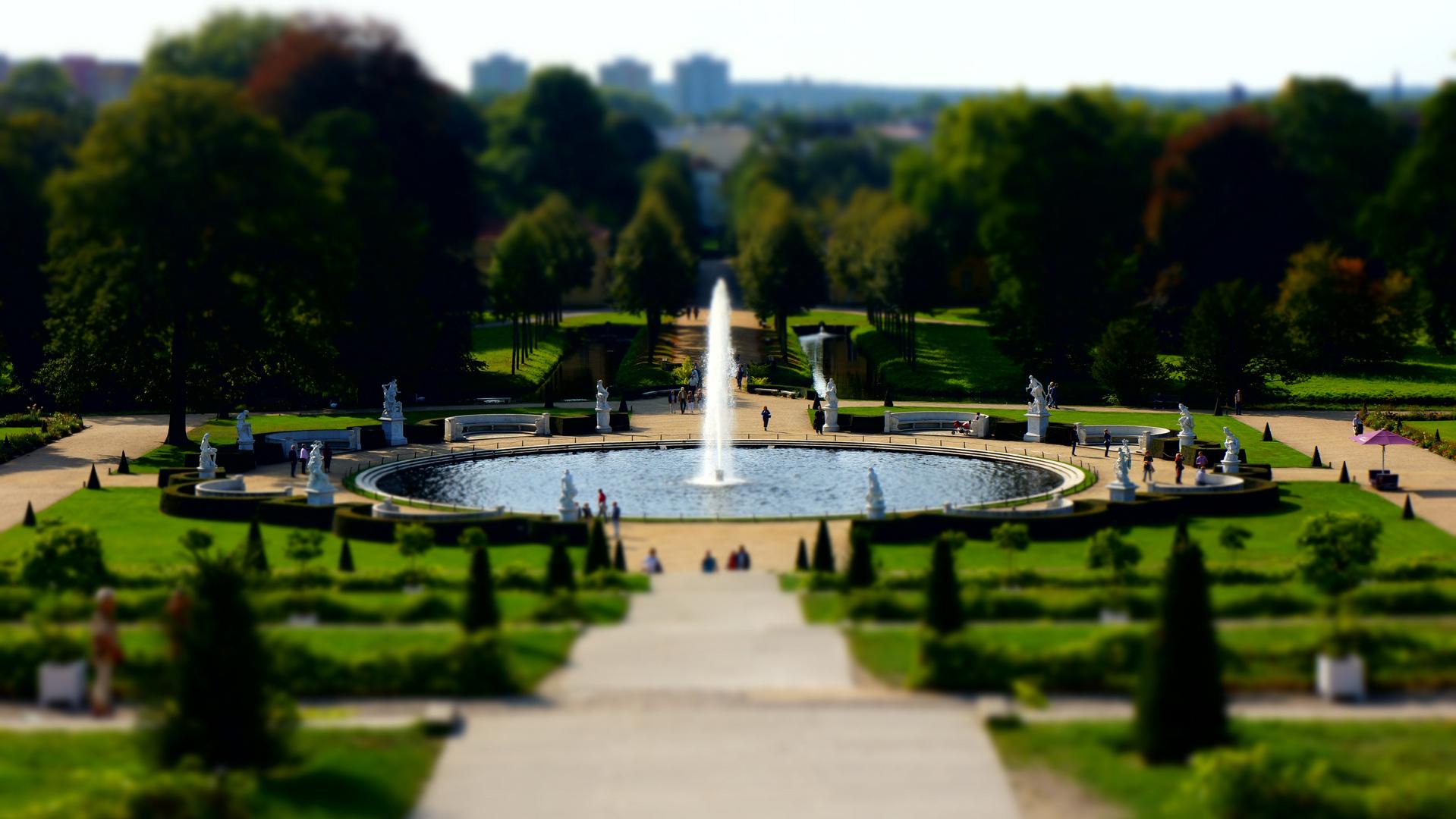 Im Park Sanssouci I