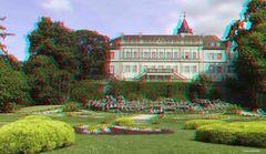 Im Park vom Schloss Wiesenburg