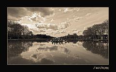 Im Park von Versailles
