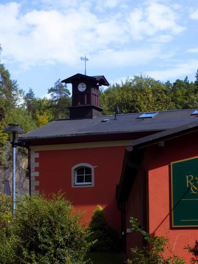 Im Rabenauer Mühle im Rabenauer Grund bei Rabenau/ Sachsen