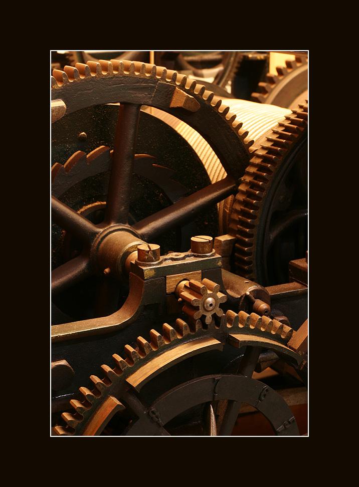 Im Räderwerk der Zeit