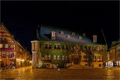 im Rathaus Quedlinburg