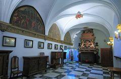 im Rechtstätischen Rathaus in Gdansk