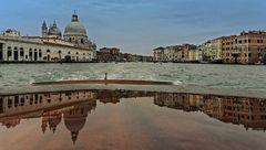 Im Rivaboot nach Murano