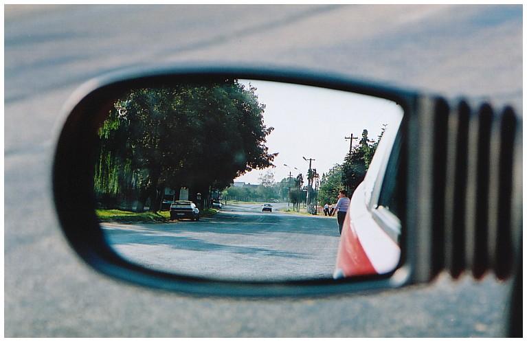 Im Rückspiegel....