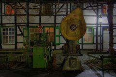 Im Ruhestand - erbaut, gebraucht, abgeschoben Route der Industriekultur in Hagen Eilpe