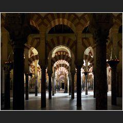 Im Säulenwald der Mezquita II
