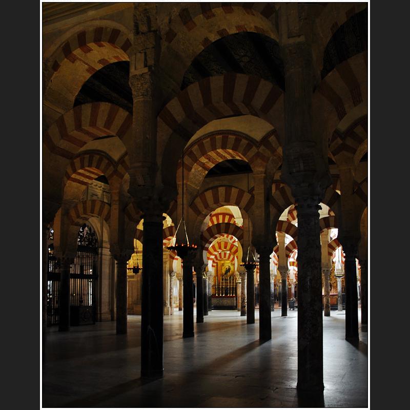 Im Säulenwald der Mezquita III