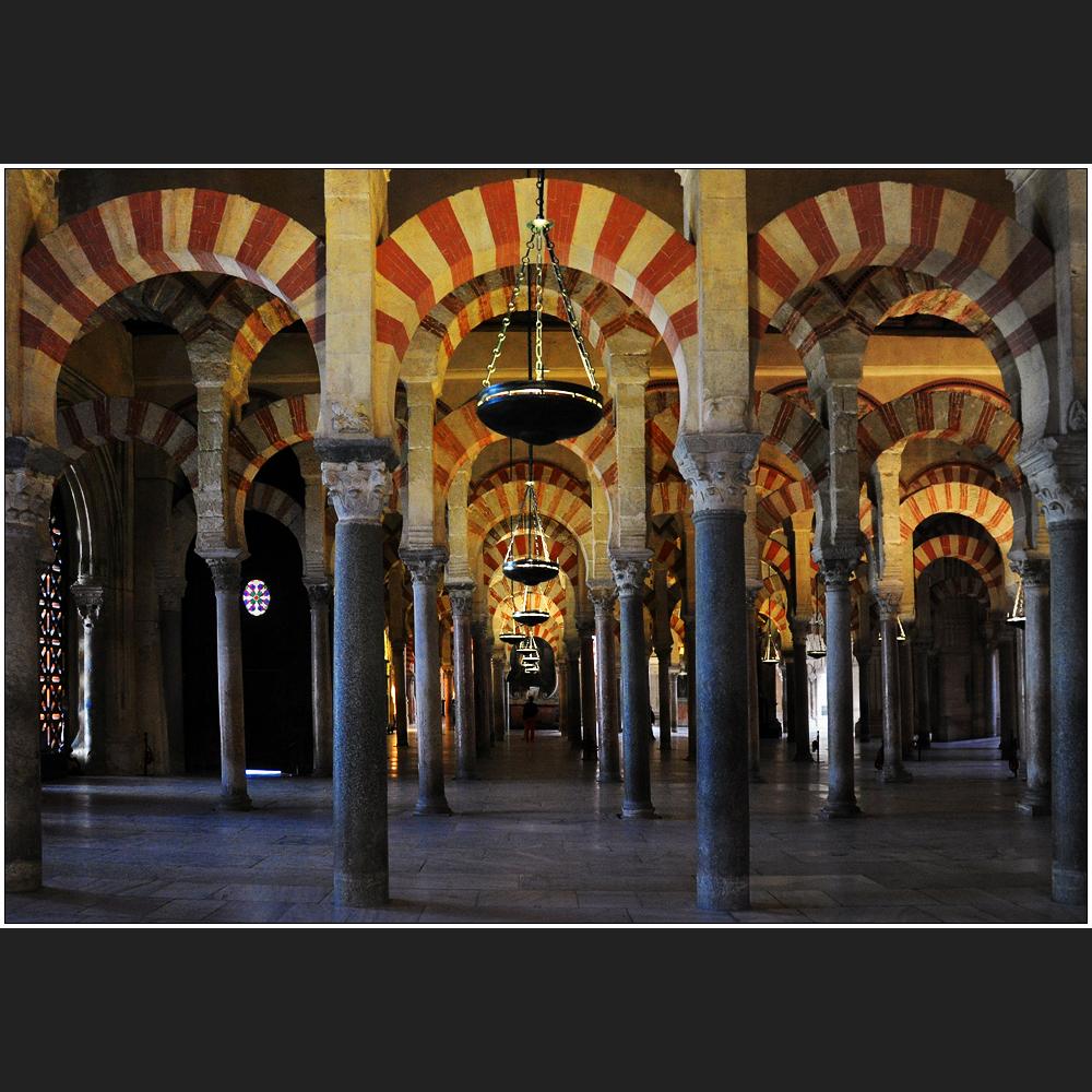 Im Säulenwald der Mezquita IV