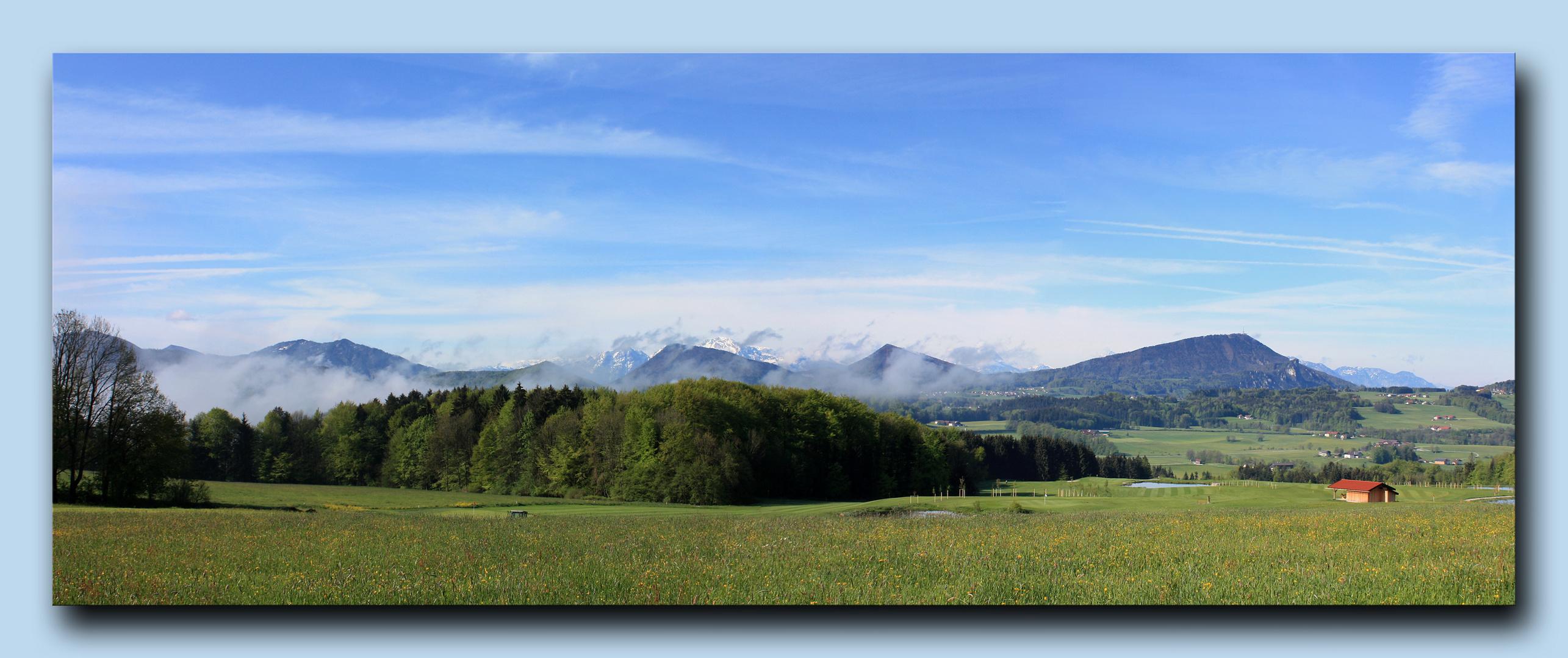 im Salzburgerland..................
