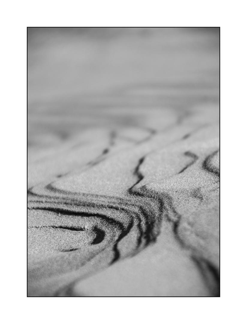 ... im Sand IV