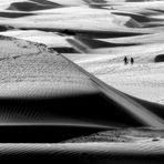 Im Sande verlaufen