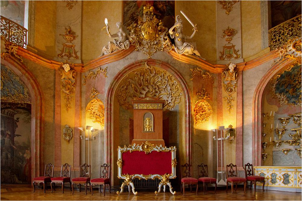 Im Schloss Heidecksburg 10