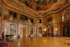 Im Schloss Heidecksburg 17