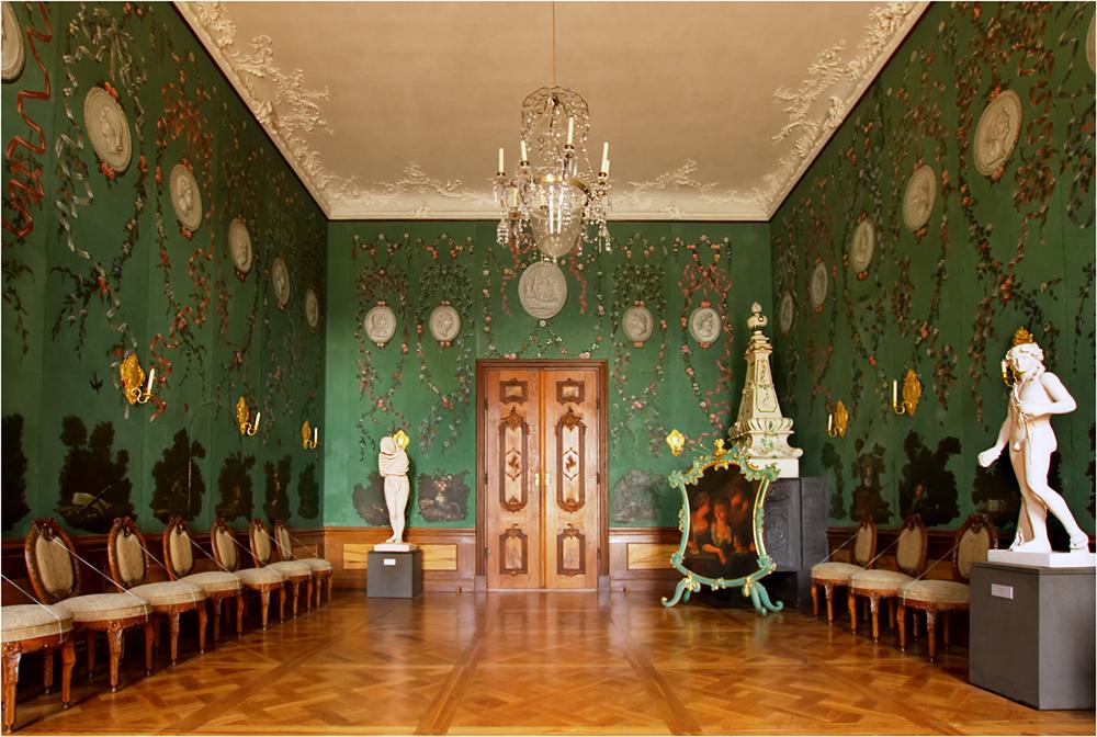 Im Schloss Heidecksburg 26