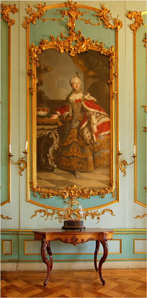 Im Schloss Heidecksburg 29