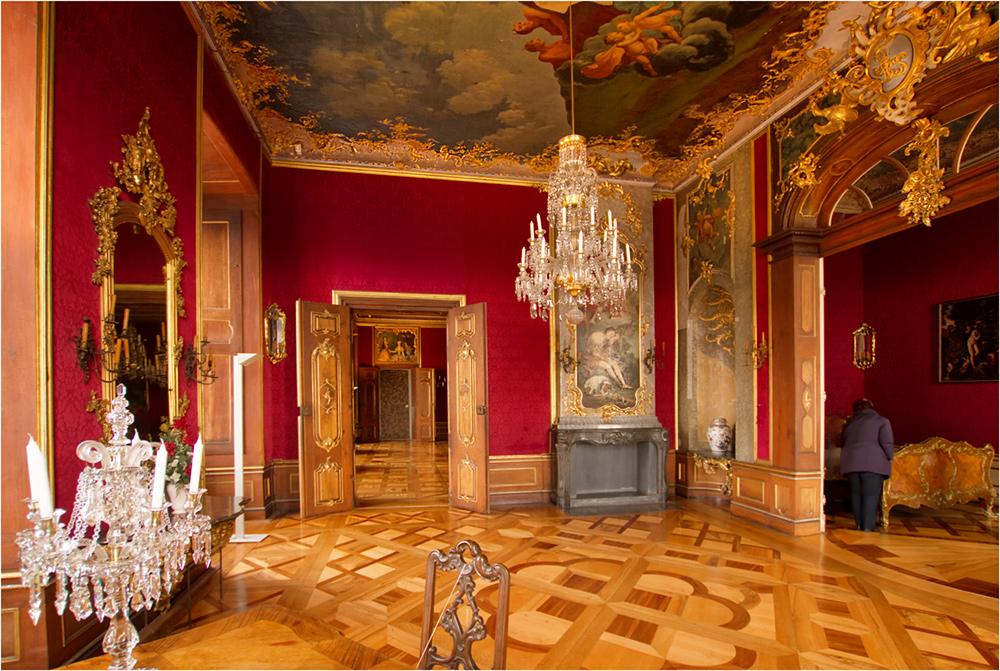 Im Schloss Heidecksburg 3